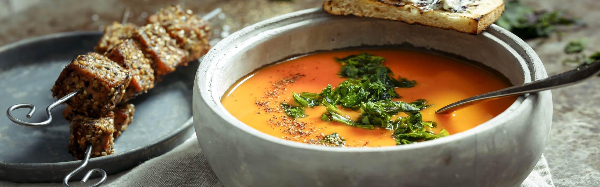 Meeresalgen Rezept Suppe
