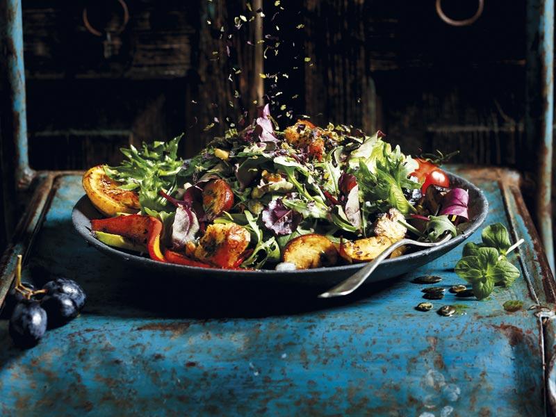 Meeresalgen Rezept Salat