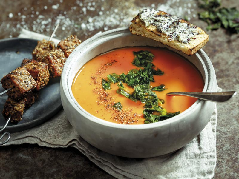 Algen Rezepte Suppe